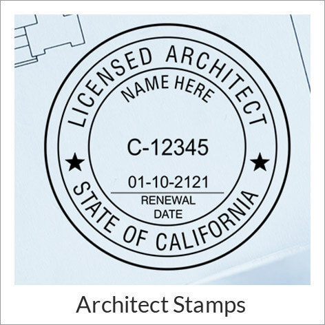 Professional Stamps Seals