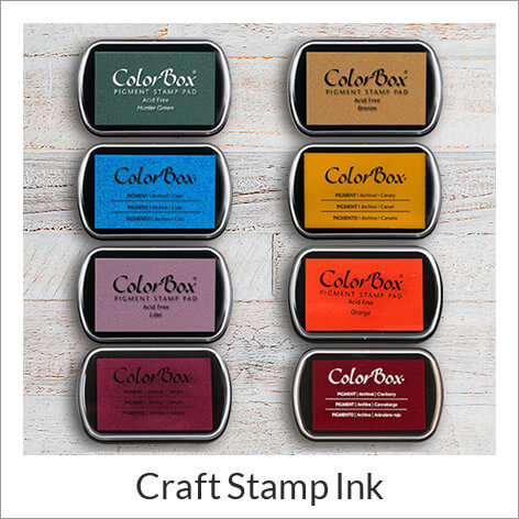 Stamp Pads And Self Inking Ink