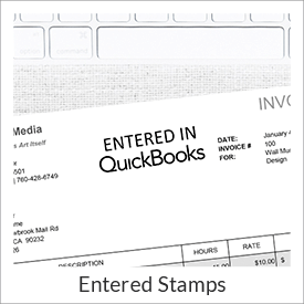 Accounting Tax Stamps Custom Office