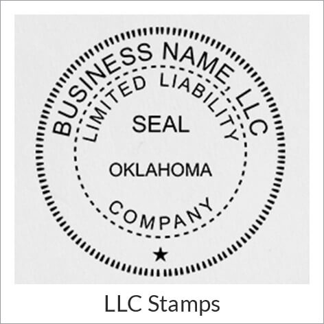 State Professional Stamps Seals