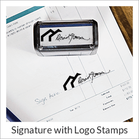 Signature Stamps Simply Stamps