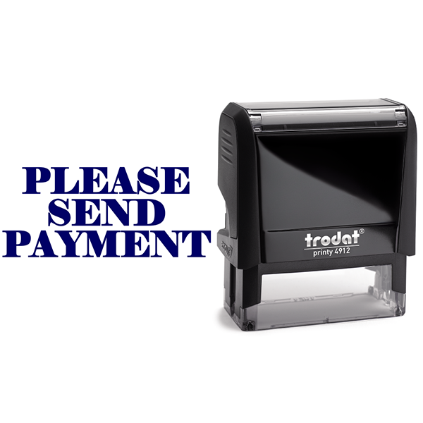 Send Payment Stamp Body and Design