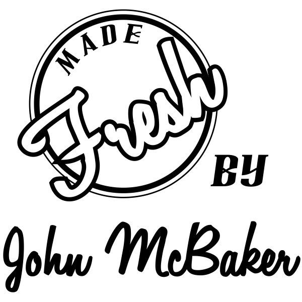 Made Fresh Food Packaging Stamp Imprint Example