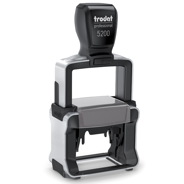 Trodat Professional 5200 | Ideal 6400 Self-Inking Stamp Model