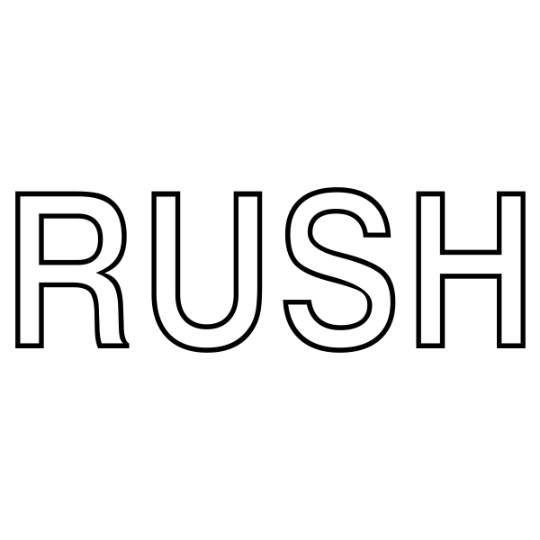 Rush Stock Stamp