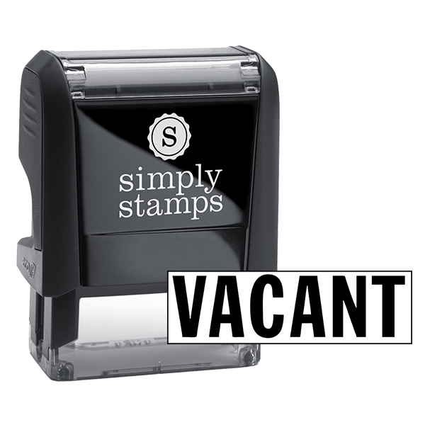 Vacant Stock Stamp