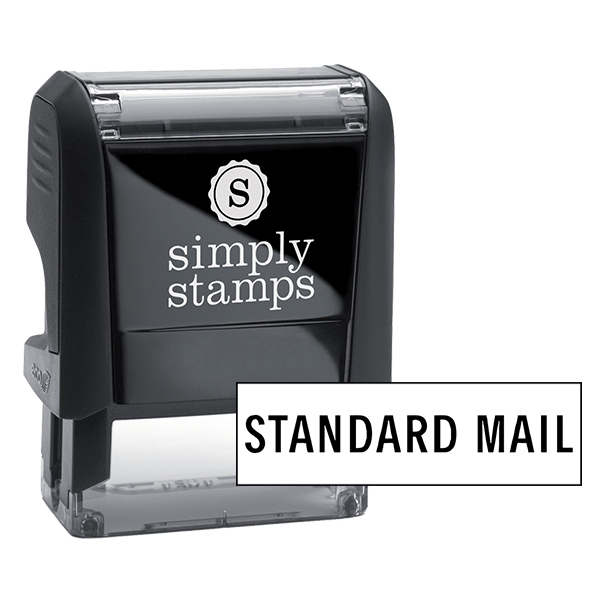 Standard Mail Stock Stamp