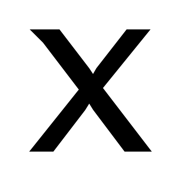 X Cross Loyalty Stamp