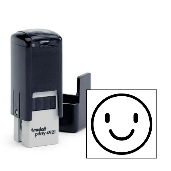 Smiley Face Loyalty Stamp