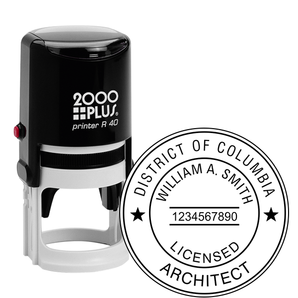 District of Columbia Architect