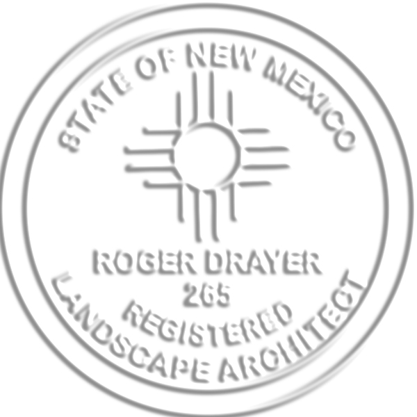 State of New Mexico Landscape Architect