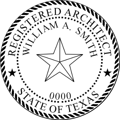 State of Texas Architect