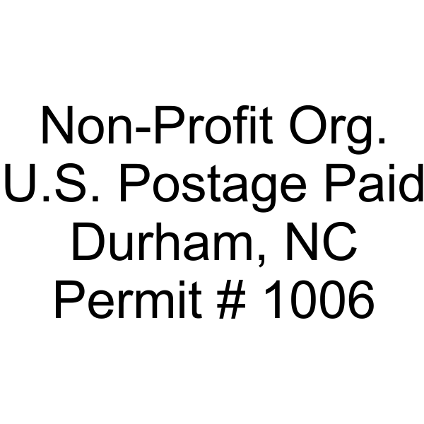 Postage Paid mail office stamper Not for profit
