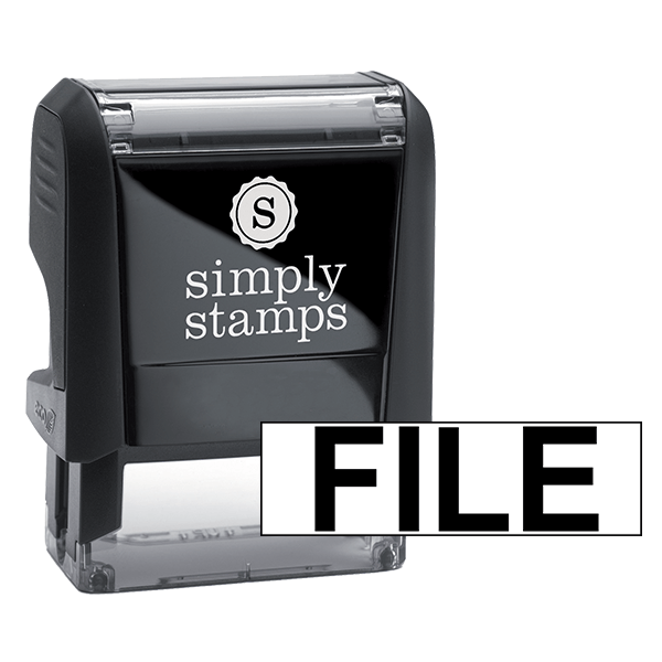 FILE Stock Stamp
