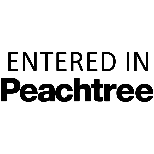 Entered in Peachtree