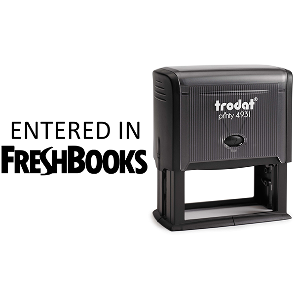 FreshBooks Stamp Body and Design