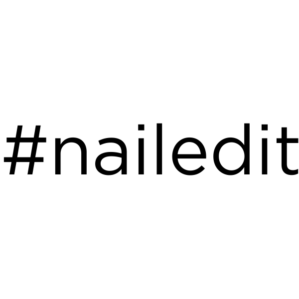 #Nailed It Craft Stamp