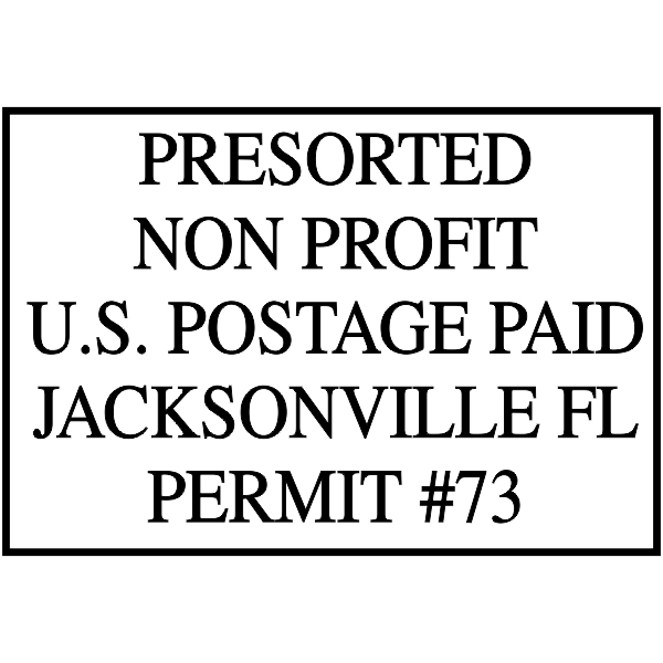 Postage Paid Stamp Style7