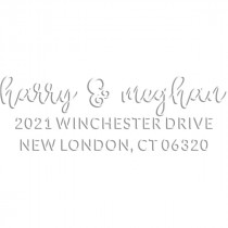 Winchester Rectangular Return Address Embosser