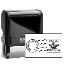 Pre-Sorted Marketing Mail Permit Stamp
