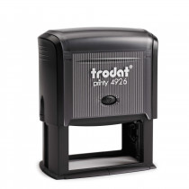 Trodat Self Inking 4926 - Black Ink