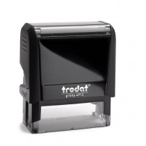 Trodat Self Inking 4912 - Black Ink