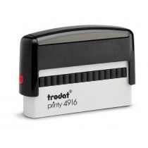 Trodat Self Inking 4916 - Black Ink