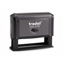 Trodat Self Inking 4918 - Black Ink