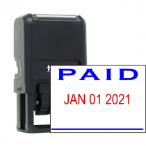Paid Date Stamp