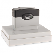 MaxLight Custom Pre-Inked Stamp - MAX-700Z -  Black Ink