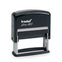 Trodat Self Inking 4917 - Black Ink
