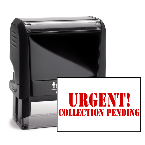 Urgent Collection Stamp
