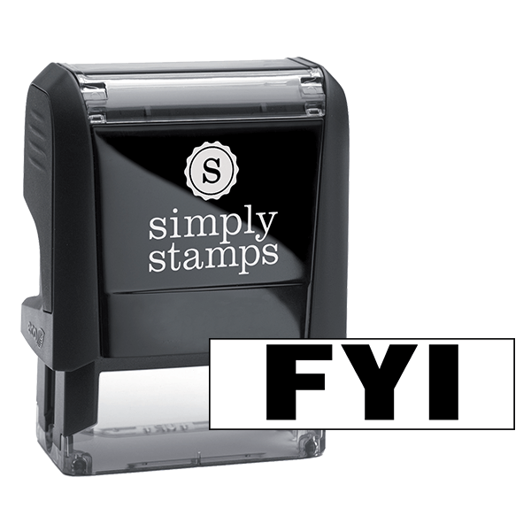 FYI Stock Stamp