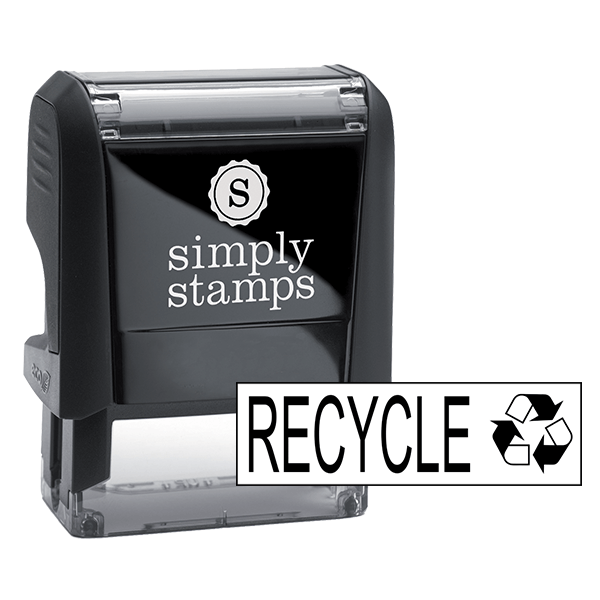 Recycle Stock Stamp