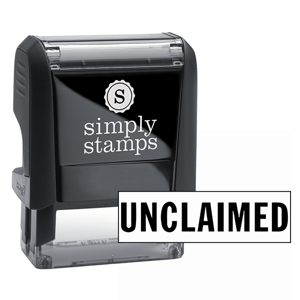 Unclaimed Stock Stamp