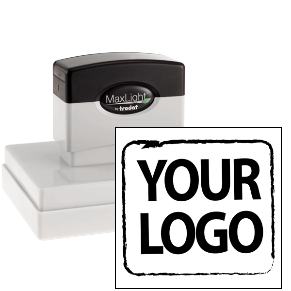 XL Custom Logo Stamp