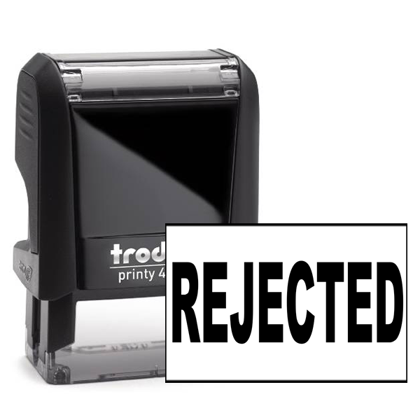 REJECTED Stock Stamp