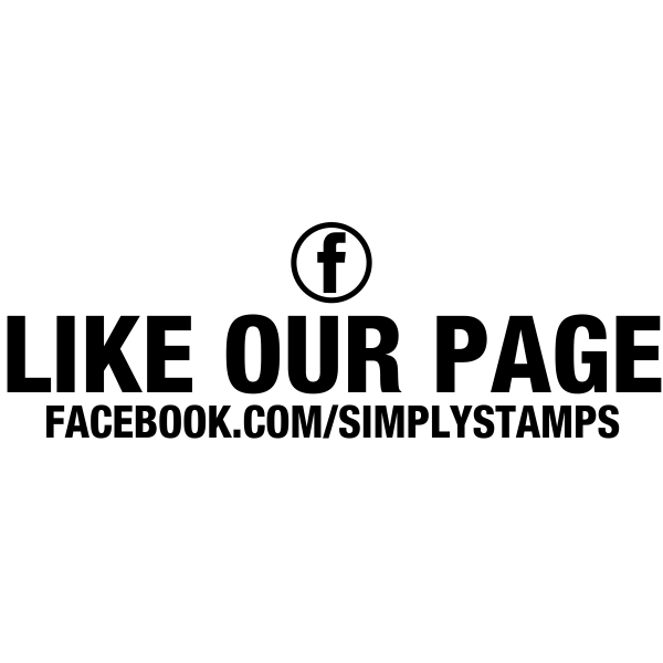 Like Our Facebook Page URL Stamp