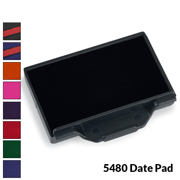 Trodat 5480 - Ink Pad - X-Large Dater Stamp