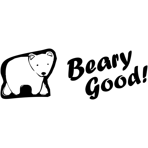 Feedback - Beary Good! Rubber Teacher Stamp