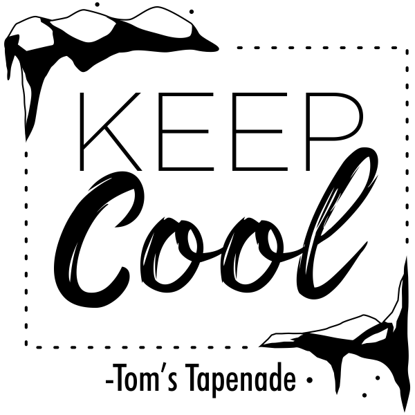 Keep Cool Food Packaging Stamp