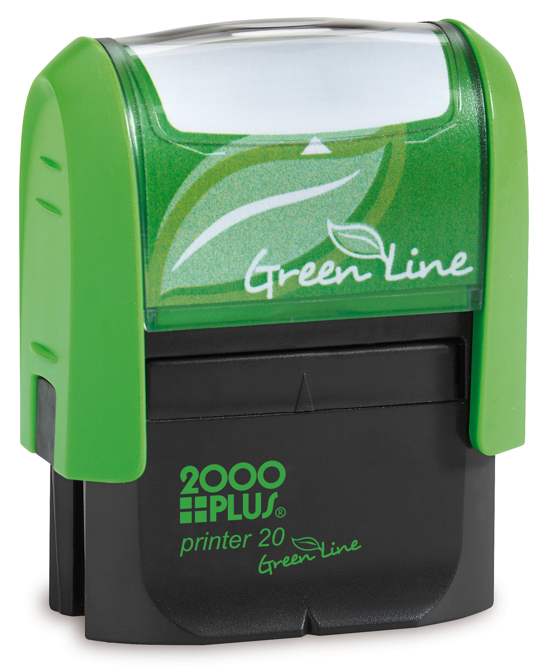2000plus Eco Friendly Green Line Stamps