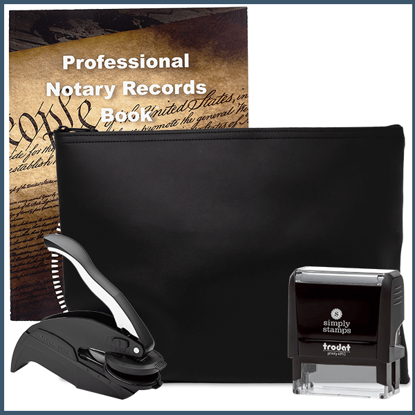 New Jersey Common Notary Kit