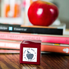 Rubber Teacher Stamps
