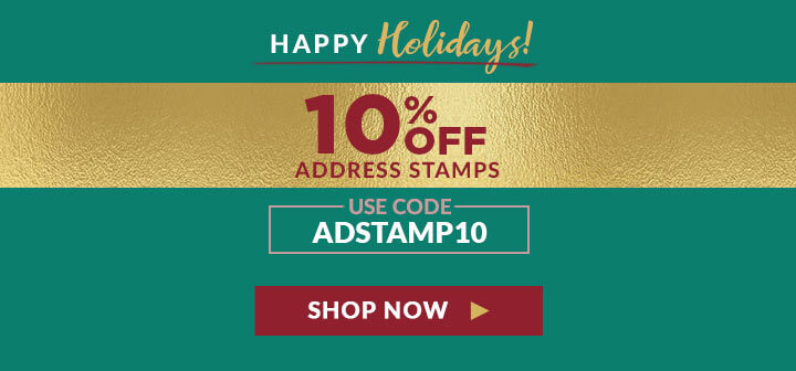 Self Inking Stamps Ink Stamps 39 Ships Free Rubber