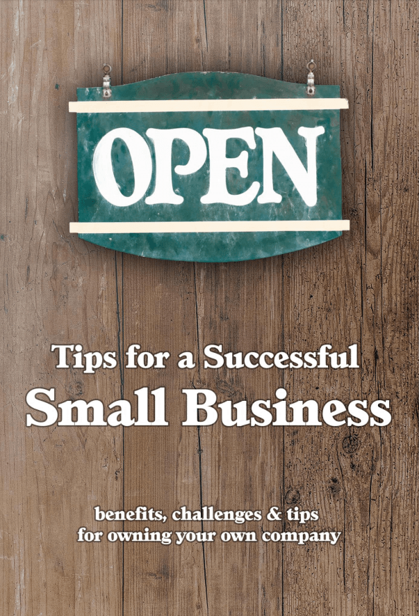 Tips for a Successful Small Business