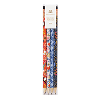 floral pencils Rifle Paper Co.